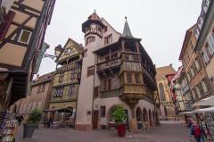Ancien corps de garde ou ancienne maison de police - English: Colmar, France