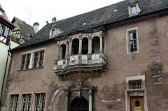 Ancien corps de garde ou ancienne maison de police -  Gita Colmar 13