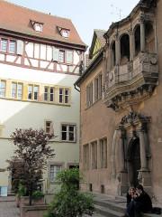 Ancien corps de garde ou ancienne maison de police -  Colmar, Alsace