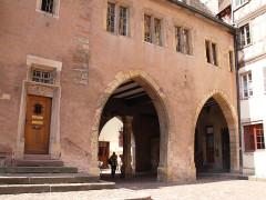 Ancien corps de garde ou ancienne maison de police -  Colmar, Alsace, France