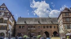 Ancien corps de garde ou ancienne maison de police -  Colmar - 29072016