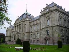 Cour d'Appel -  Colmar, Alsace - Cour d'appel