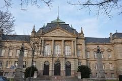 Cour d'Appel -  Cour d'appel de Colmar; 9 Avenue Raymond Poincaré, Colmar, Alsace, France