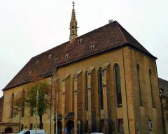 Couvent Sainte-Catherine -  Colmar, Ancienne Eglise des Catherinettes