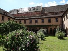Ancien couvent des Unterlinden -  20160808 011 Colmar - Musée Unterlinden