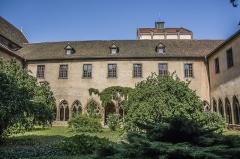 Ancien couvent des Unterlinden -  Colmar - 29072016