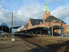 Gare centrale des voyageurs - British photographer