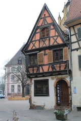 Ancien hôpital -  Colmar