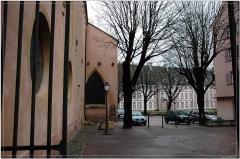 Ancien hôpital -  Place du 2 Fevrier - Ancien Hopital