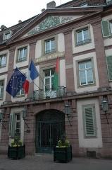 Hôtel de ville -  DSC_1158