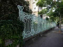 Immeuble -  Rue Bartholdi