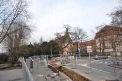 Lycée Bartholdi -  Lycée Bartholdi, Colmar, Alsace, France