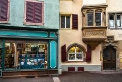 Maison dite Maison Schongauer -  Colmar (Alsace, France)