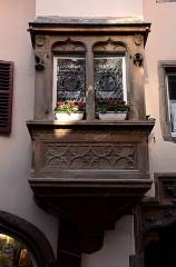 Maison dite Maison Schongauer -  Colmar, la maison Schongauer, dite la Maison au Cygne