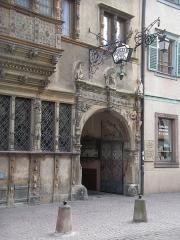 Maison des Têtes -  Colmar 03