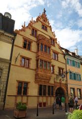Maison des Têtes - English: Maison des Têtes
