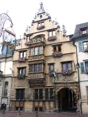 Maison des Têtes -  Colmar 01