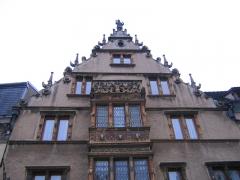 Maison des Têtes - Deutsch: Maison des Têtes in Colmar
