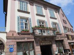 Maison -  COLMAR Restaurant BARTHOLDI
