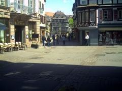 Maison -  May Cite Colmar Ville - Master Alsace magic Elsaß Photography 2014
