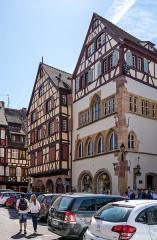 Maison Adolphe - Deutsch: Bilder aus Colmar