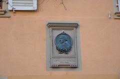 Maison -  Wohnhaus des Dicters Pfeffel (1736 - 1809)