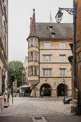 Maison - English: Building at 19 Grand'Rue in Colmar, Haut-Rhin, France