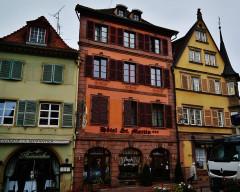 Maison - Deutsch: Altstadt von Colmar, Elsass, Frankreich