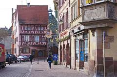 Maison - Deutsch: Innenstadt von Colmar