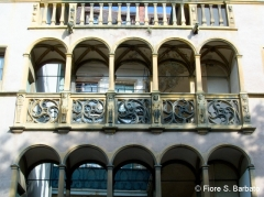 Maison Saint-Jean -  Wikipedia: Colmar;  Alsazia.