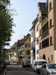 Maison Saint-Jean -  Colmar, Alsace