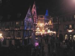 Maison -  Alsace Colmar Place Ancienne Douane 12062008