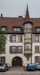 Maison - English: Building at 9 rue de Turenne in Colmar, Haut-Rhin, France