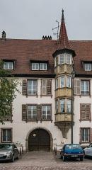 Maison - English: Building at 9 rue de Turenne in Colmar, Haut-Rhin, France
