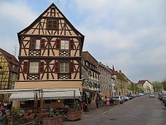 Maison -  Rue Turenne