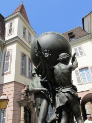 Musée Bartholdi -  COLMAR  Musée Bartholdi