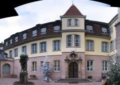 Musée Bartholdi - Deutsch: Musée Bartholdi in Colmar