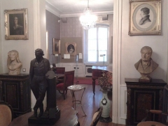 Musée Bartholdi - Français:   Intérieur du musée Bartholdi à Colmar (Haut-Rhin, France).
