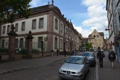 Ancien palais du Conseil Souverain d'Alsace, actuel Tribunal de Grande Instance - German civil engineer and photographer