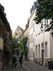 Ancien poêle des Laboureurs -  Rue d'Alspach in Colmar