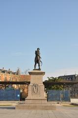 Statue du Général Rapp -  Jean Rapp (1771 - 1821); Place Rapp, Colmar, France
