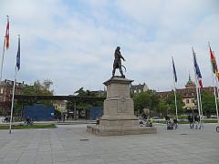 Statue du Général Rapp -  Place Rapp