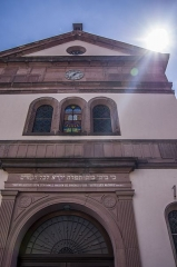 Synagogue -  Colmar - 29072016