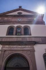 Synagogue -  Colmar - 29072016
