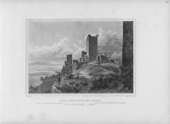 Ruines du château de Dagsbourg - Deutsch: Buch:
