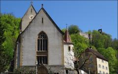 Eglise catholique Saint-Bernard-de-Menthon -  Ferrette