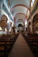 Eglise catholique Saint-Pantaléon - Église Saint-Pantaleon de Gueberschwihr, Place de Église (Classé, 1841)