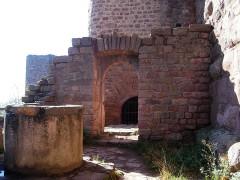 Ruines des châteaux de Weckmund et de Wahlenbourg -  Eguisheim, France