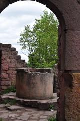 Ruines des châteaux de Weckmund et de Wahlenbourg -  Wahlenbourg - Dagsbourg - Weckmund