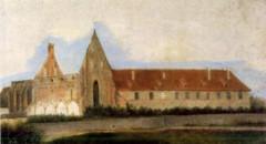 Ancienne préceptorerie des Antonins, actuellement Maison Saint-Michel - Français:   Couvent des Antonins, Issenheim